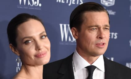 Brad Pitt: Fighting Angelina for Sole Custody?!