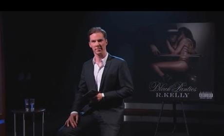 Benedict Cumberbatch Reads R. Kelly Lyrics, Totally Genius