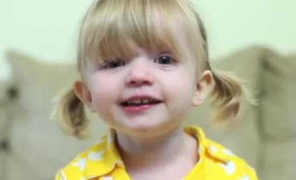 Two-Year-Old Wishes Mom Happy Birthday, Adorable Video Goes Viral
