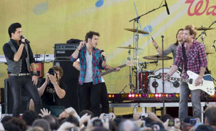 Adam Lambert and Kris Allen: Together Again!