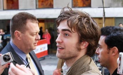 Robert Pattinson on Private Life: Off Limits!