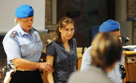 Amanda Knox Appeals Conviction in Meredith Kercher Murder