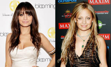 Celebrity Hair Affair: Nicole Richie