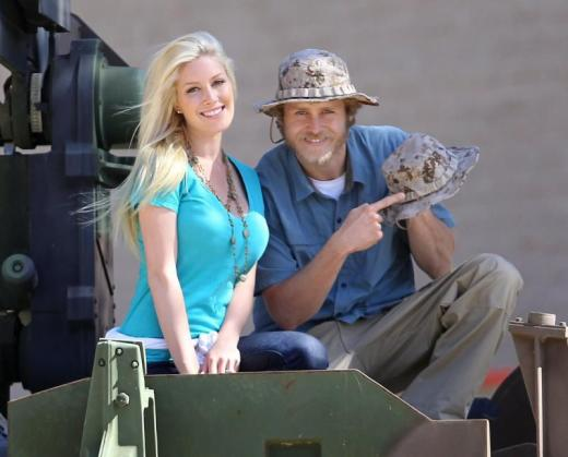 Heidi and Spener Pratt Pose