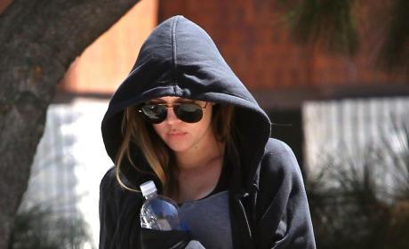 Khloe Kardashian in Sweats