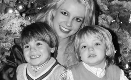 Happy Holidays From Britney, Sean Preston & Jayden James!