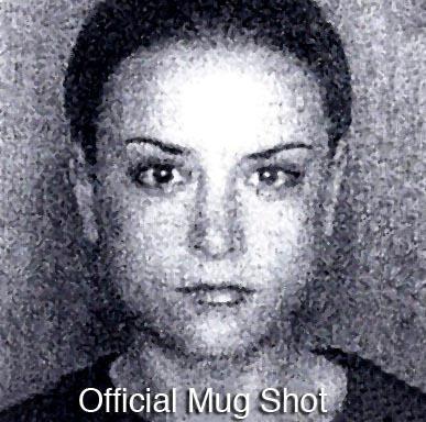 Brooke Mueller Mug Shot