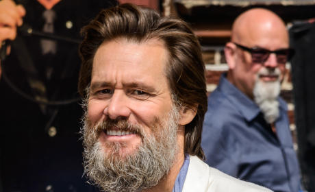 Jim Carrey Photograph