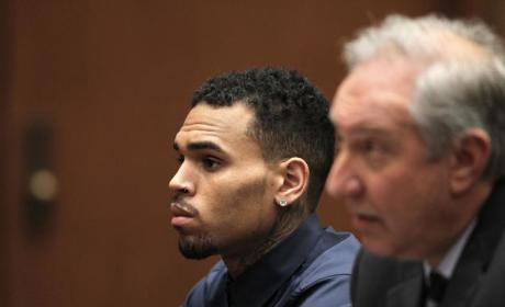Chris Brown: Sued For Homophobic Beating