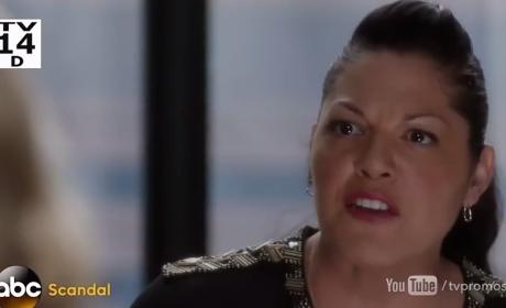 Grey's Anatomy Season 11 Episode 5 Promo: The End of Calzona?