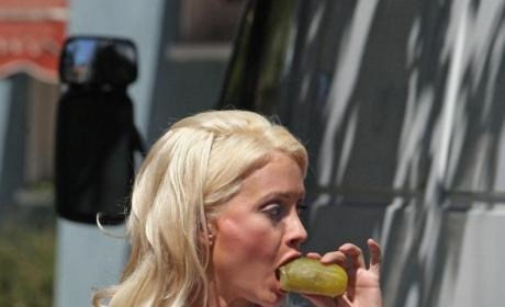 Nude Holly Madison Poses for PETA
