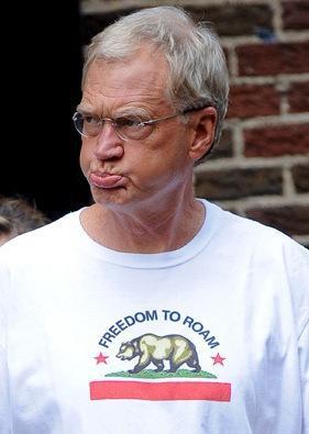 David Letterman Photograph