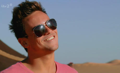 Tom Daley in Morocco