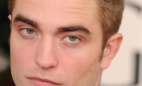 "Robert Pattinson Slams ""Fat Blogger"""