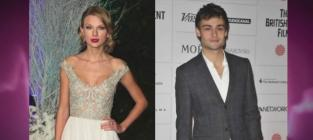 Taylor Swift: Rejected By Douglas Booth!