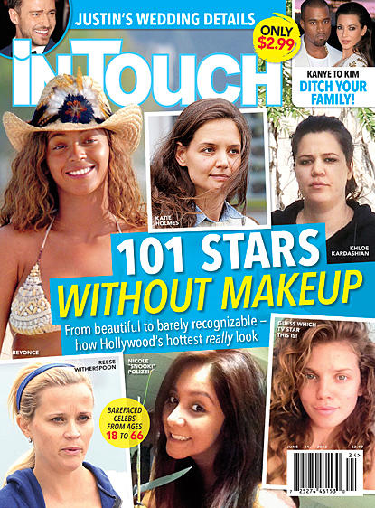 Stars Without Makeup!