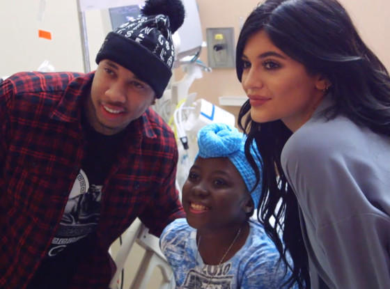 Tyga and kylie jenner do good