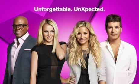 Grade the Season 2 premiere of The X Factor.
