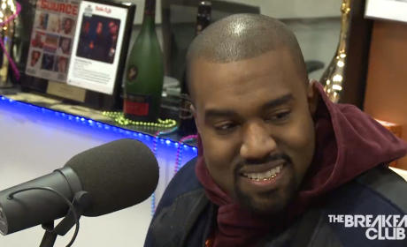 Kanye West Interview on Power 105