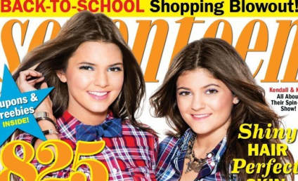 Kendall and Kylie Jenner Cover Seventeen, Talk Potential Spin-Off