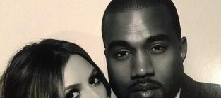43 Kute and Kuddly Kimye Photos