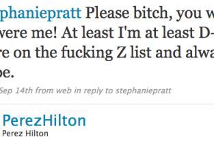 Perez Twits