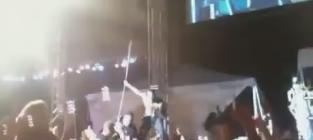 Akon Sued For Crushing Concert Worker During Stage Dive