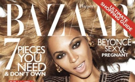 Beyonce Speaks on Motherhood, Husband, Liberation