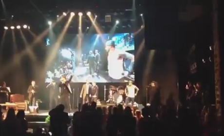 Seth Rogen Dances with The Backstreet Boys: Watch Now!