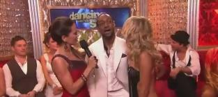 Jaleel White Cries on Dancing With the Stars
