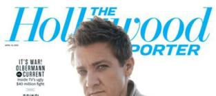 Jeremy Renner: I'm Not Effin Gay!