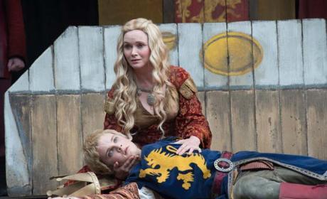 Joffrey Dies Again