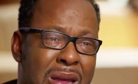 Bobby Brown Breaks Down Crying Over Whitney Houston & Bobbi Kristina