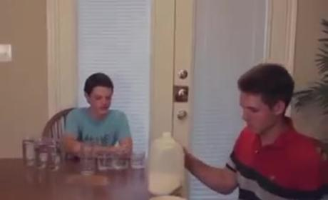 "Taylor Swift Fans Cover ""Bad Blood"" with Breakfast Food and Silverware"