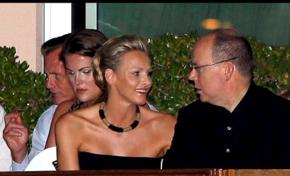 Prince Albert and Charlene Wittstock: Married!