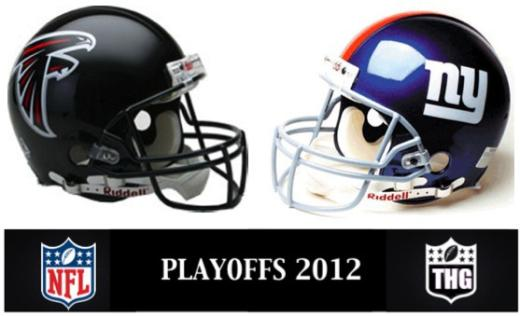 Giants vs. Falcons
