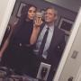Andy Cohen and Kim Kardashian