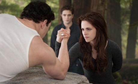 Bella vs. Emmett