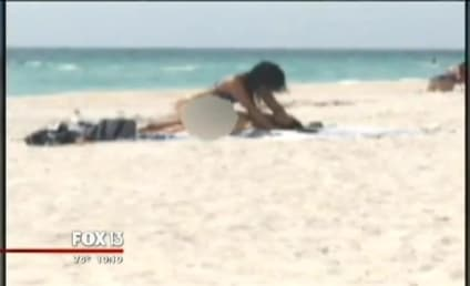 Florida Couple Arrested for Having Sex on Public Beach