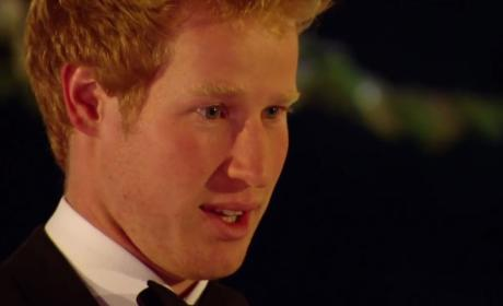 Matthew Hicks on I Wanna Marry Harry