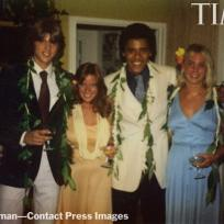 Obama Prom Photo