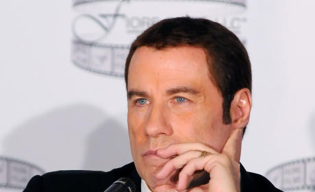 John Travolta: Gay Rumors All About the Money!