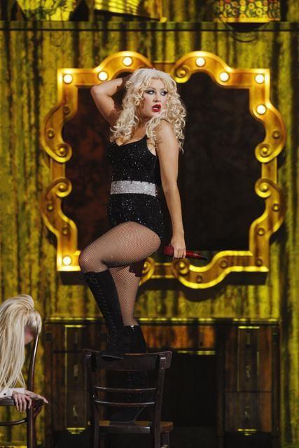Burlesque Performance Pic