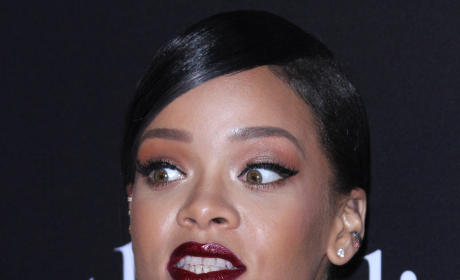 Rihanna on Chris Brown-Karrueche Fight: What a GOON!