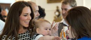 11 Precious Prince George Playdate Photos