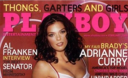 Adrianne Curry to Pose in Playboy Again