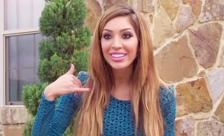 Farrah Abraham SLAMS Matt Baier on Twitter: He's a Deadbeat!