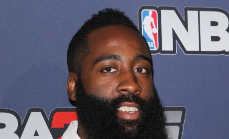 James Harden to Khloe Kardashian: It's Me or Lamar Odom!