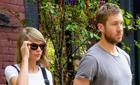 Taylor Swift: Calvin Harris Breakup Album on the Way!