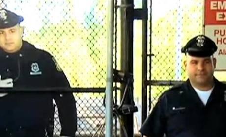 Boston Cops Use Cardboard Cutout to Deter Crime